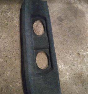 Колонки заднии Задняя полка на ваз 21099, 2115