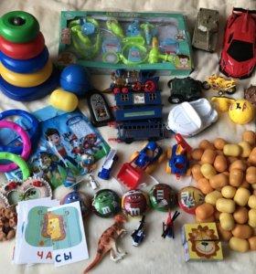 Пакет детск.игрушек!!! Цена за все!!!
