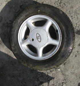 колесо на ваз R13