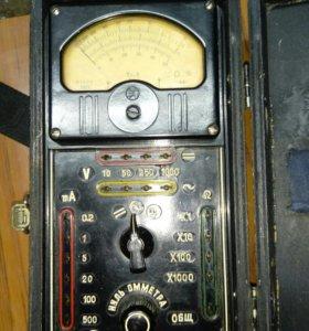 Мультиметр Тт-1 1963г.в