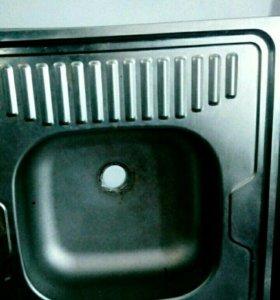 Мойка для кухни 60х60