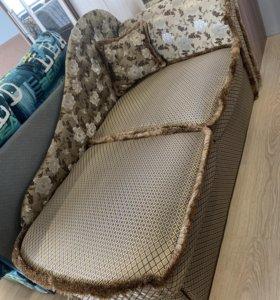 Мини диван раздвижной новый