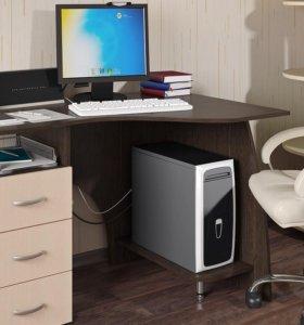 """Компьютерный стол """"Лорд"""" от Лидермебели"""