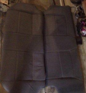 Задние сидения ВАЗ-2108