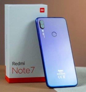 Xiaomi Redmi Note 7 4/64 Blue. Global version