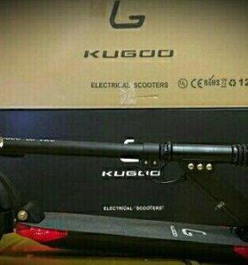 Элeктроcамокaт kugoо s3 и kugoо s3 Pro
