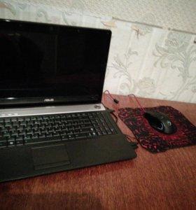 Ноутбук ASUS для работы и развлечений