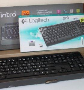 Новые клавиатуры +мышь