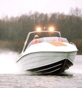 Алюминиевый каютный катер Тактика 600 Cruise