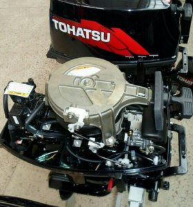 Лодочные моторы TOHATSY