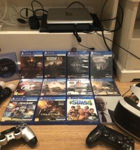 PS4+vr