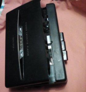 кассетный плеер
