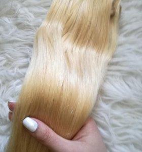 Волосы на заколках (восприимчивы к термообработке)