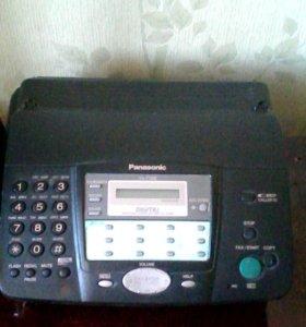 Продам факс PANASONIC KX-FT908RU.