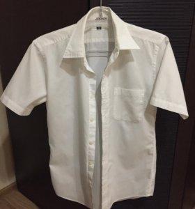 Рубашка муж. UNI QLO р.S-M