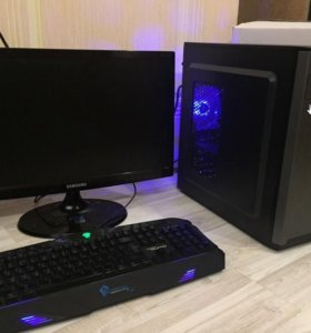 Системник Intel Core i5 3,20 GHz/8 GB/GTX750ti 2