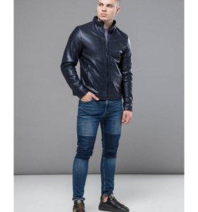 мужская куртка весна-осень AJENTO