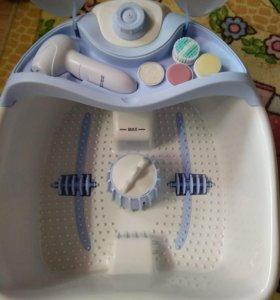 Гидромассажная ванна для ног POLARIS PMB3704