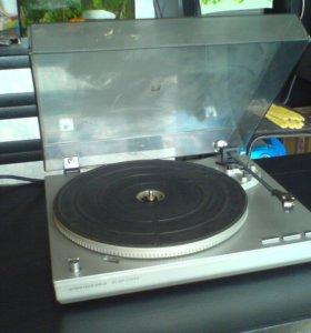 Проигрыватель для пластинок Электроника ЭП-017