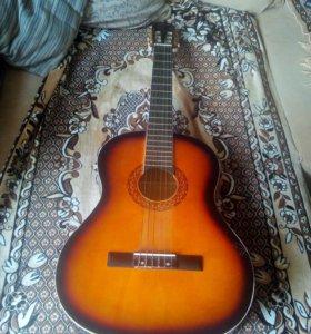 Гитара mustang