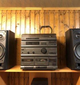 Музыкальный центр Sony LBT-V102