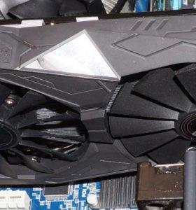 Radeon RX 470 4Gb 256Bit Asus Strix