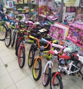 """Велосипед детский 12""""-24"""" Lamborghini Stels Nova"""