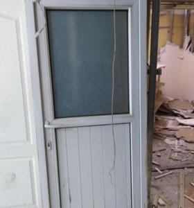 Дверь. ВЫСОТА 2. 25. ШИРИНА 90