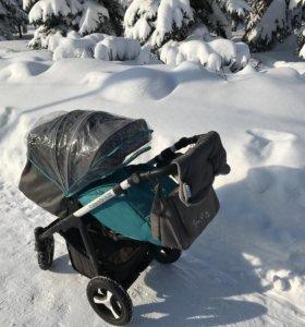 Детская коляска 3 в 1 baby design husky