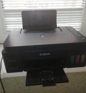 Принтер CANON PIXMA G3400