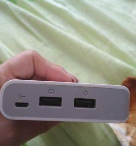 Зарядное устройство на 20000 mAh
