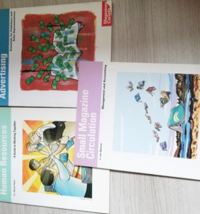 Small Magazine, Canada, учебники по англ.языку