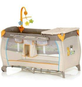 Hauck Baby center полноразмерная кровать
