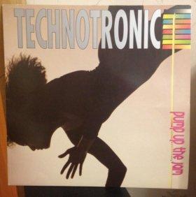 TECHNOTRONIC LP 1989 винил