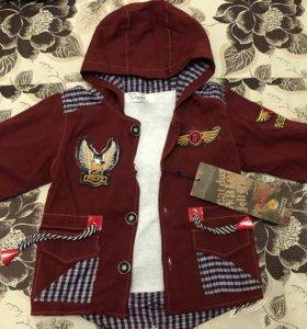 Куртка детская (парка)