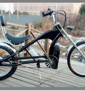 E-bike Harley VIP штучного производства