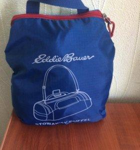 Лёгкая спортивная сумка