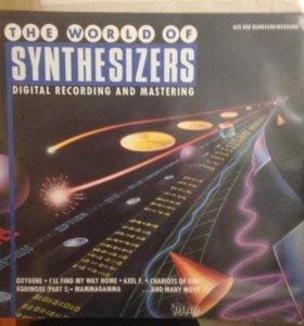 Синтезаторная музыка BEST LP
