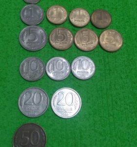 Монеты ранней России одним лотом