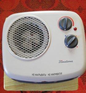 Вентилятор летом и обогреватель зимой