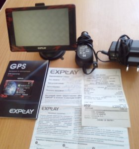 Навигатор GPS Explаy