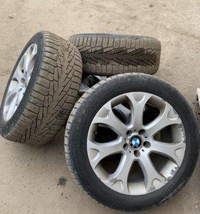 Комплект колёс R19 255/50