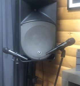 Аудиосистема+вокальная система