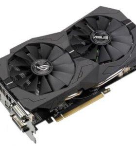 Asus Radeon RX 570 ROG-STRIX-RX570-4G-GAMING