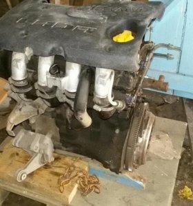 Двигатель ВАЗ 2110-2112, 16 капанов, 1.5 литра