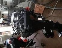 лодочный мотор японский - 2 такта