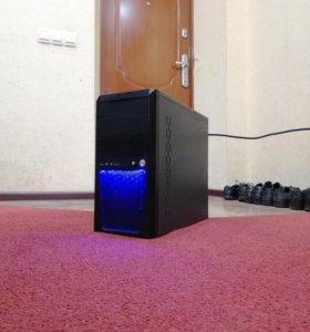 Игровой Системник с видюхой R9 270,8 гб
