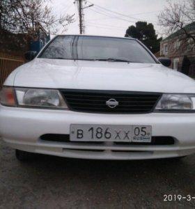 Nissan Sunny, 1995