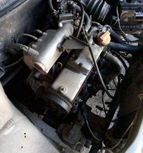 Двигатель с документами инжектор ваз 2109-2115