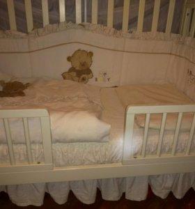 🐻 Giovanni комплект в кроватку 🐻